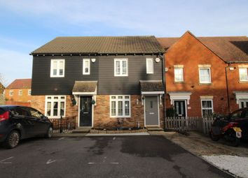 Thumbnail 2 bed terraced house for sale in Stowell Close, Ashford