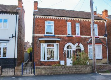 3 bed semi-detached house for sale in Edward Road, Gainsborough DN21