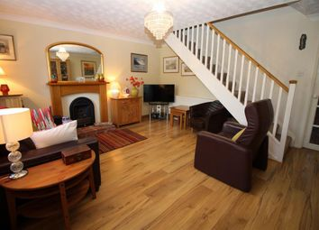 Thumbnail 3 bed terraced house for sale in Lackford Close, Brundall, Norwich, Norfolk