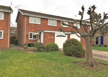 Thumbnail 3 bed semi-detached house to rent in Lucks Way, Marden, Tonbridge