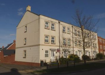 Thumbnail 4 bed end terrace house for sale in Stearman Walk, Lobleys Drive, Brockworth, Gloucester