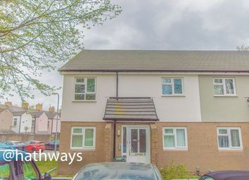 Thumbnail 2 bedroom flat to rent in Malmesbury Close, Newport