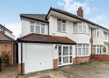 Thumbnail 4 bedroom semi-detached house for sale in Bennetts Way, Shirley, Croydon, Surrey