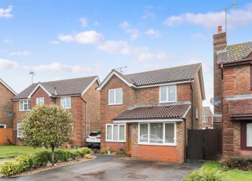 Thumbnail 3 bedroom detached house for sale in Copper Close, Burgess Hill
