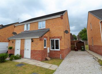 Thumbnail 2 bedroom semi-detached house for sale in Croft House Way, Bolsover, Chesterfield