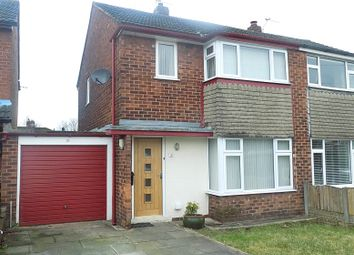 3 bed semi-detached house for sale in Ribble Close, Culcheth, Warrington WA3