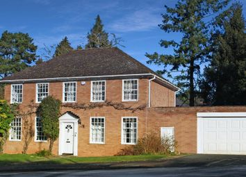 Thumbnail 4 bed detached house for sale in Fairlands Park, Coventry