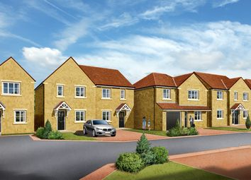 Thumbnail 3 bed detached house for sale in Plot 2, 'the Wells', Bellwood Court, Hoyland, Barnsley