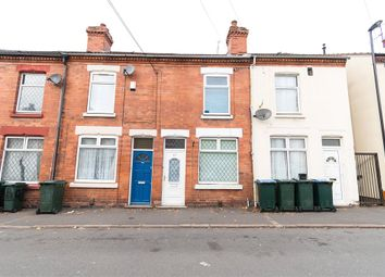 Thumbnail 2 bedroom terraced house for sale in Coronation Road, Hillfields, Coventry, West Midlands