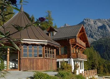 Thumbnail 7 bed town house for sale in Ovronnaz - Luxury 7 Bedroom Chalet, Valais, Switzerland
