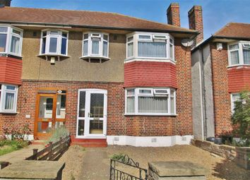Thumbnail 3 bed end terrace house for sale in Hillcross Avenue, Morden