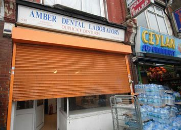 Thumbnail Retail premises to let in Lordship Lane, London