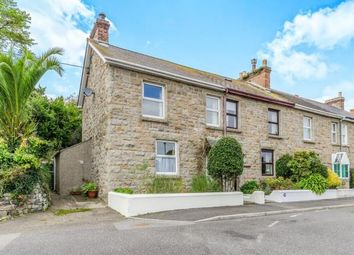 Thumbnail 3 bedroom end terrace house for sale in Gulval, Penzance, Cornwall