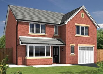 Thumbnail 4 bed detached house for sale in Shakesphere, Marton Meadows, Cropper Road, Blackpool