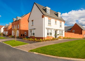 """Thumbnail 4 bedroom semi-detached house for sale in """"Hereford"""" at Blenheim Close, Stafford"""