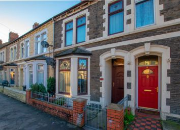 3 bed terraced house for sale in Beresford Road, Cardiff CF24