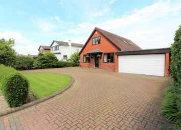 Thumbnail 4 bed detached house for sale in Lyndhurst Rosslyn Avenue, Preesall