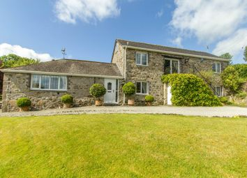 Thumbnail 4 bed barn conversion for sale in Crockett, Callington