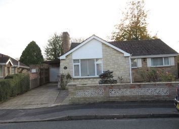 Thumbnail 4 bed detached bungalow to rent in Parkland Way, Porton