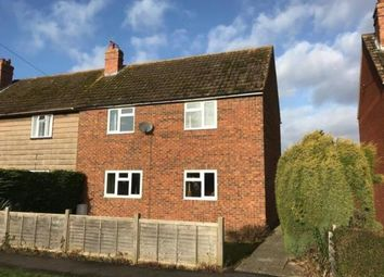 Thumbnail 3 bed semi-detached house for sale in Horsebridge Avenue, Badsey, Evesham, Worcestershire