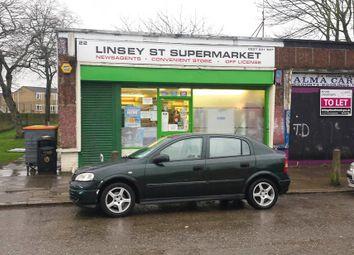 Thumbnail Retail premises for sale in Linsey Street, Bermondsey, Tower Bridge