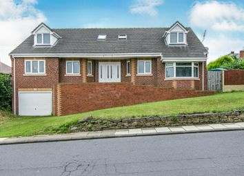 Thumbnail 4 bed detached bungalow for sale in Cemetery Road, Wath-Upon-Dearne, Rotherham