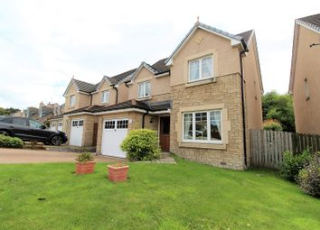 Thumbnail 4 bed detached house for sale in Wyness Place, Inverurie