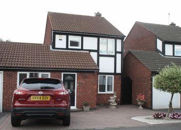 Thumbnail 4 bed detached house for sale in Old Hall Close, Groby, Leicester