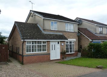 Thumbnail 3 bed detached house for sale in Whinney Moor Close, Retford