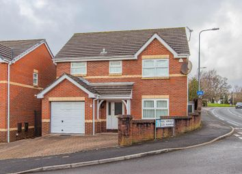 4 bed detached house for sale in Heol Peredur, Thornhill, Cardiff CF14
