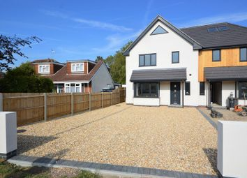 Thumbnail 4 bed semi-detached house for sale in Hulbert Road, Bedhampton, Havant