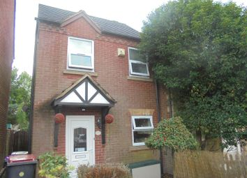 Thumbnail 2 bed terraced house for sale in Sheepwell Court, Ketley Bank, Telford