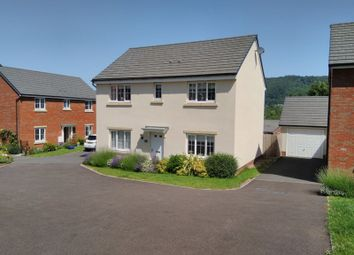 Thumbnail 4 bed detached house for sale in Pickering Close, Gilwern, Abergavenny