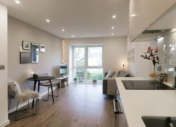 Thumbnail 1 bed flat for sale in Loxford Gardens, London