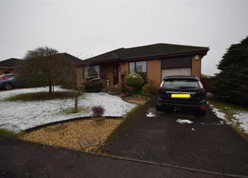 Thumbnail 3 bed detached bungalow for sale in Castleton Park, Auchterarder