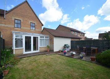Thumbnail 3 bed end terrace house for sale in Balmerino Close, Monkston, Milton Keynes