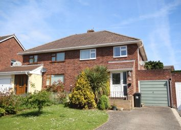 Thumbnail 3 bed semi-detached house for sale in Alfoxton Road, Bridgwater
