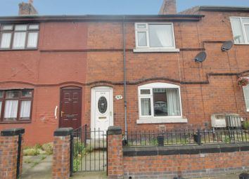 Thumbnail 2 bed terraced house for sale in Harrow Street South, Pontefract, West Yorkshire