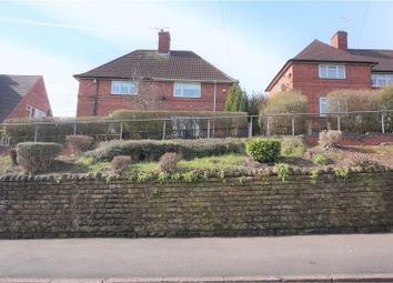 Thumbnail 3 bed semi-detached house for sale in Cardale Road, Nottingham