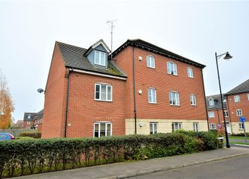 Thumbnail 2 bed flat for sale in The Pollards, Bourne