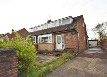 Thumbnail 3 bed semi-detached bungalow for sale in Warley Road, Blackpool, Lancashire