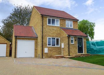 Thumbnail 3 bed detached house for sale in Glemsford, Sudbury, Suffolk