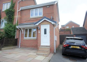Thumbnail 2 bed semi-detached house for sale in Rookery Bank, Deepcar, Sheffield