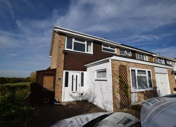 Thumbnail 3 bedroom semi-detached house for sale in Kings Hedges, Hitchin, Hertfordshire