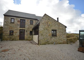 Thumbnail 2 bed barn conversion to rent in Little Viscar, Helston