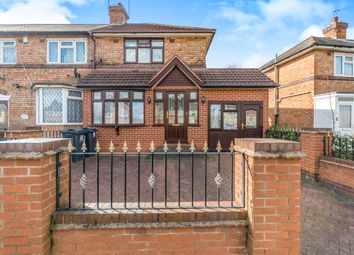 Thumbnail 2 bed semi-detached house for sale in Nailstone Crescent, Birmingham