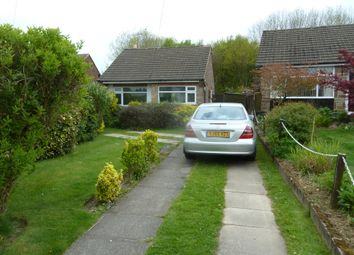 Thumbnail 1 bed bungalow to rent in Jacqueline Road, Markfield, Leicester