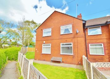 Thumbnail 3 bed semi-detached house to rent in Shipley Avenue, Salford