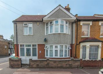 Thumbnail 4 bed end terrace house for sale in St Olaves Road, East Ham, London