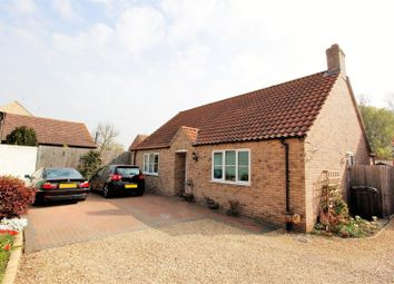 Thumbnail 3 bed bungalow for sale in 18A, Edenham Road, Bourne